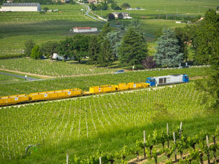 SNCF Réseau Libourne-Bergerac